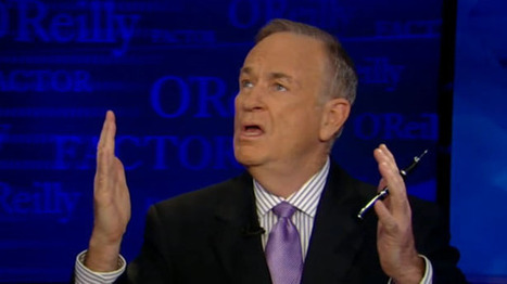 Bill O'Reilly says same sex marriage foes are just a bunch of Bible thumpers | Daily Crew | Scoop.it