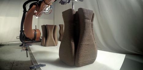 Pylos: a impressora 3D que imprime com terra | tecnologia s sustentabilidade | Scoop.it