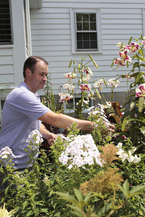Your Home: The Joy of Gardening A collector's eye - Boston Globe | In the garden | Scoop.it