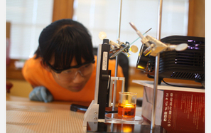 US NSF - Multimedia Gallery - Students Create 3-D Objects in the Classroom | STEM Education for Girls | Scoop.it