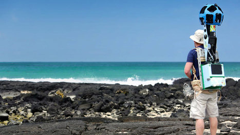 Google Street View captures Galapagos Islands - Technology & Science - CBC News | Gadgets and Gizmos | Scoop.it