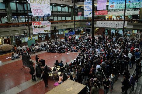 Asamblea del CECEN aprueba el levantamiento de la toma y reconoce que no hubo barra bravas en la elección del decano (24 oct)   La toma en Exactas UBA (del 22 al 25 de octubre de 2013)   Scoop.it