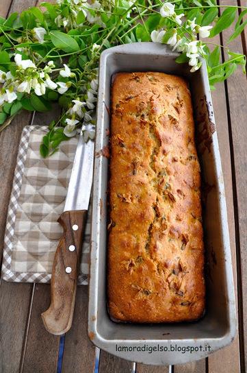 Mora di Gelso: Cake ai fiori d'acacia e mandorle   Alimentazione Naturale, EcoRicette Veg e Vegan   Scoop.it