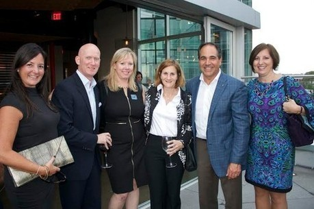 Westchester's Julia B. Fee Sotheby's Real Estate Agents Attend Mixer - The Daily Voice | Castles Unlimited | Scoop.it