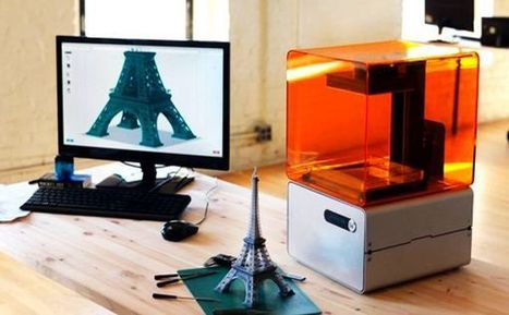 Five amazing things you didn't know 3D printer could print | DamnGeeky | Scoop.it