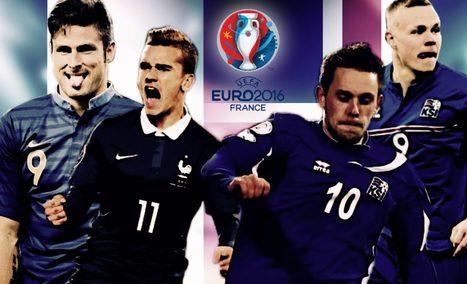 Online UEFA EURO Quarter-final France vs Iceland Streaming Sun,3-July 2016 | sports | Scoop.it