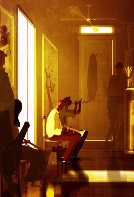 Pascal Campion | Illustrators, artists, photographers | Scoop.it