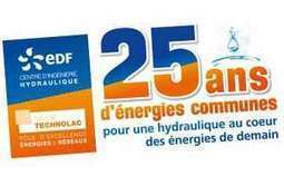 Conférence : L'hydroélectricité en Savoie - Savoie Technolac   Énergies renouvelables   Scoop.it