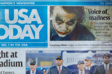 Indústria dos jornais dos EUA vai perder + de USD 1 bilhao em publicidade este ano - Blue Bus | Comunicação | Scoop.it