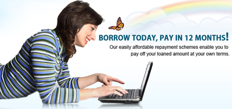 12 Month Loans No Credit Check - 1 Year Loan No Credit Check | 12 Month Loans Online | 12monthloansonline.co.uk | Scoop.it