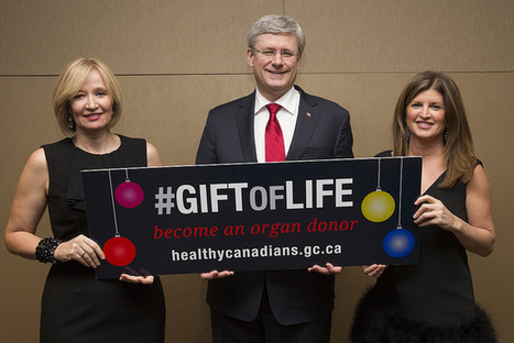 Proud to support my wife, @LaureenHarper & @MinRonaAmbrose as they raise awareness for organ donation #giftoflife | Organ Donation & Transplant Matters Resources | Scoop.it