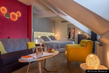 Fondez pour l'Hôtel Chavanel, une petite pépite au coeur de Paris | Hôtels de luxe | Scoop.it