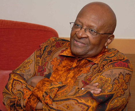 Desmond Tutu and Nobel winners back gays in Uganda and globally | LGBT Times | Scoop.it