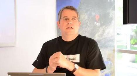 Matt Cutts parle de l'importance des signaux sociaux en référencement   Communication digitale   Scoop.it