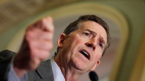 Tim Carney: Jim DeMint was the libertarian hero of the Senate | WashingtonExaminer.com | Impact of Lobbyists in Congress | Scoop.it