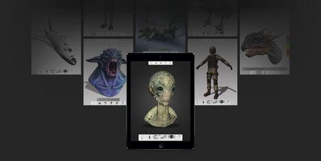123D Sculpt+ | Teaching Art in the Digital Era | Scoop.it