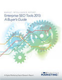 Enterprise SEO Tools 2013: A Buyer's Guide - Search Engine Land - Search Engine Land