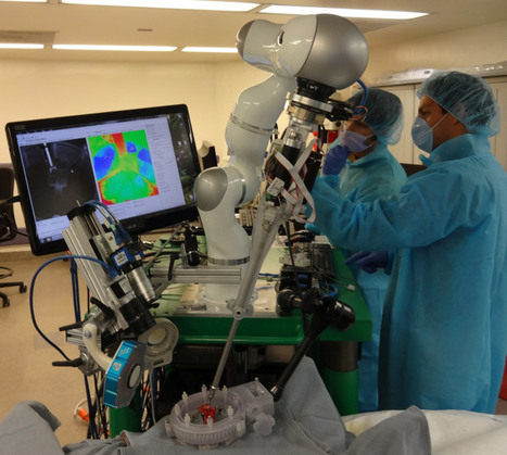 Robot surgeon outperforms human colleagues doing same procedure | Veille & Culture numérique | Scoop.it