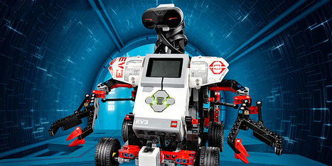 Mindstorms, un catalyseur d'intelligence humaine ! - H+ Magazine | Ressources pour la Technologie au College | Scoop.it
