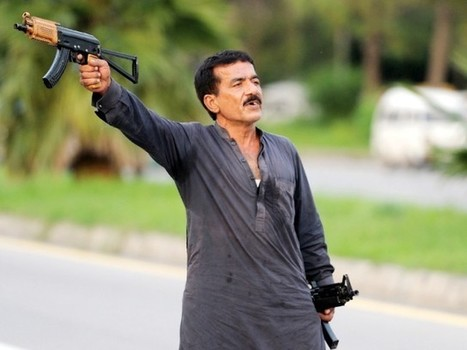 Islamabad Standoff: I did it out of anger, says Sikander – The ... | Beauty of Pakistan | Scoop.it