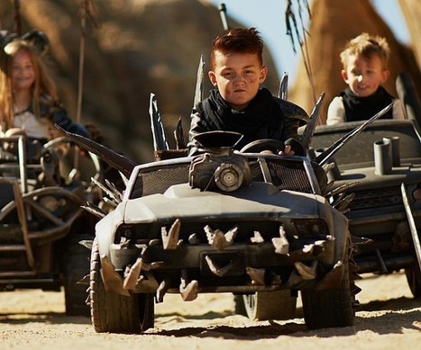Mad Max Power Wheels For Kids | Heron | Scoop.it