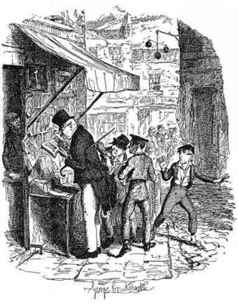 "The Criminology of ""Oliver Twist"" 