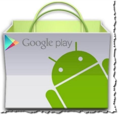 Comment installer des applications Android ne venant pas de Google Play ? | Time to Learn | Scoop.it