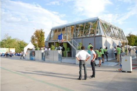 20 logements du futur dans le parc du château de Versailles | The Architecture of the City | Scoop.it