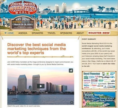 How to Use Social Media to Promote an Event | | Digital, Social Media & Mobile | Scoop.it