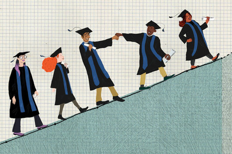 How One University Used Big Data To Boost Graduation Rates | Data & Machine intelligence landscape | Scoop.it