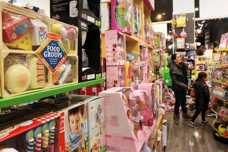 The Great Class Divide, as Seen in the Toy Aisle | On Learning & Education: What Parents Need to Know | Scoop.it