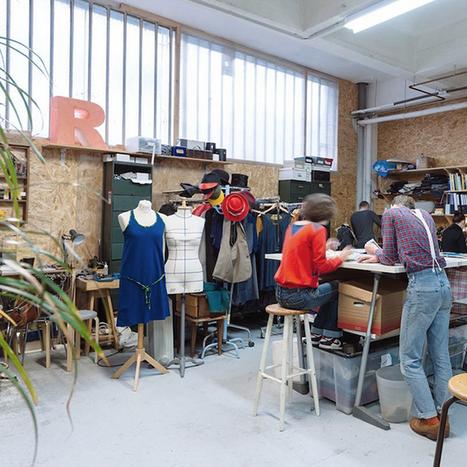 Les Fab Labs, ces nouveaux lieux du DIY | Fab-Lab | Scoop.it
