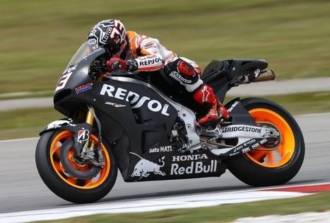 Sepang MotoGP test times - Wednesday (Final)   Ductalk Ducati News   Scoop.it