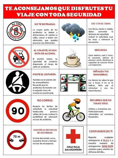 Tips Seguridad Vial Seguridad Vial |