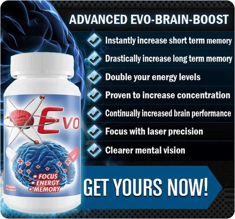 Evo PiIls Review - How Effective Evo Brain Pills Is! | Evo PiIls energy boost | Scoop.it