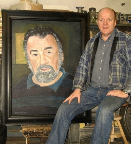 Bearsden artist exhibits at the National Gallery | Culture Scotland | Scoop.it