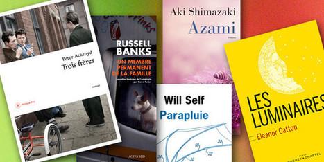 Rentrée littéraire de janvier 2015 : 10 romans étrangers à ne pas rater - Francetv info | Un outil pour les auteurs : les livres des autres | Scoop.it