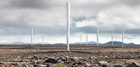 Las eólicas sin palas, un invento prometedor | Educacion, ecologia y TIC | Scoop.it
