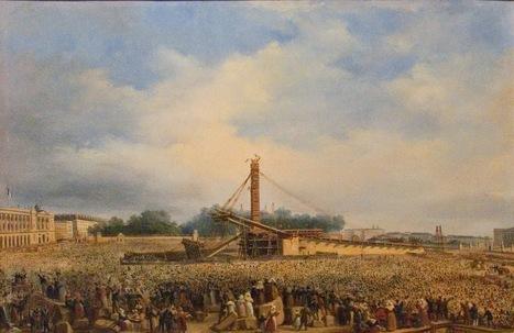 Le site de l'Histoire: L'obélisque de Paris | Exposition Le Voyage de l'obélisque 12 février - 6 juillet 2014 | Scoop.it