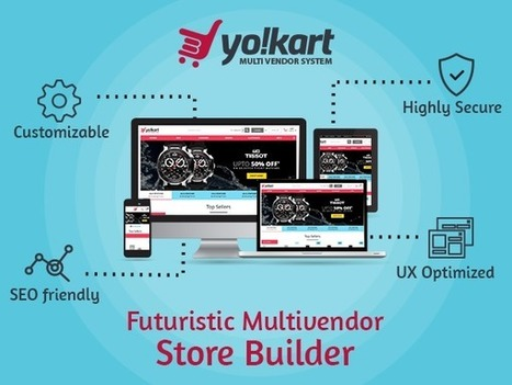 Yo!Kart Checkout For A Multivendor Ecommerce Marketplace ! - TechStory | Custom eCommerce Website Development | Scoop.it