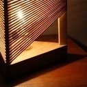 SÖHKA Lamp: A Customizable Light Made from Rubber Bands | Colossal | Flow: Inspiración | Scoop.it