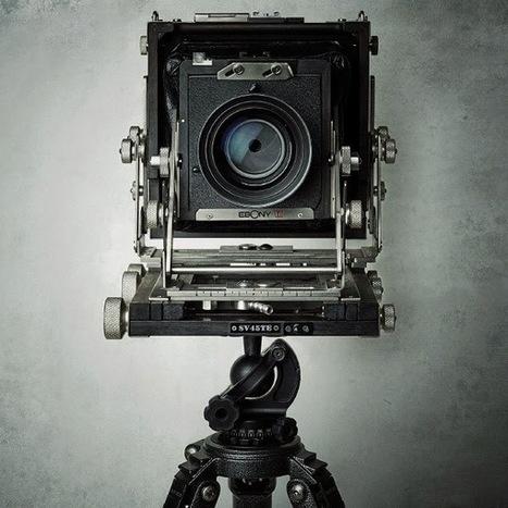 "Shooting Film: ""Treasured Cameras"" - Beautiful Portraits of Film Cameras by Julian Calverley | L'actualité de l'argentique | Scoop.it"