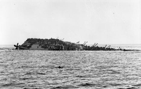 17 juin 2015 :  75e anniversaire du naufrage du Lancastria, à Saint-Nazaire | Histoire 2 guerres | Scoop.it