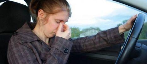 Un conducteur sur dix s'endort sur la route du travail   CDI Descartes-Montaigne infos   Scoop.it