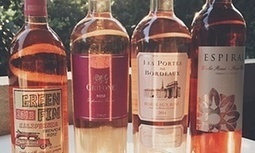 Brosé: wine for the angsty bro who blushes when he 'drinks pink' | Jason Wilson | The pick of the best wine stories from social media and across the 'net | Scoop.it