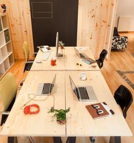 Rana, el nuevo espacio de 'coworking' en Valladolid | Coworking Spain | Scoop.it