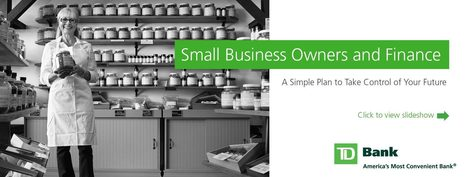 Small Business Owners and Finance | Small Business Marketing | Scoop.it