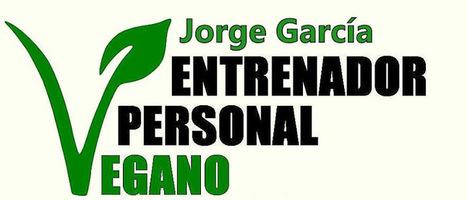 Jorge García, entrenador personal vegano. | VeggieLife&Sport | Scoop.it