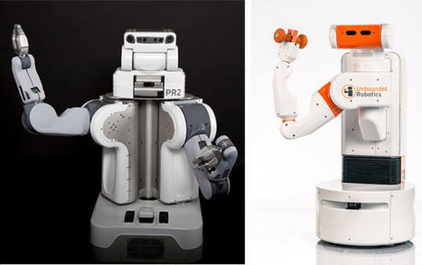 So, Where Are My Robot Servants? | Robots in Higher Education | Scoop.it