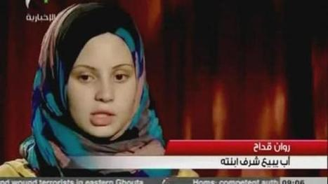 Kidnapped Syrian women forced to make 'sexual jihad' claims on state TV | Business Video Directory | Scoop.it
